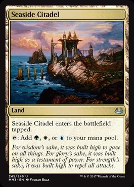 Seaside Citadel - Foil