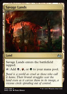 Savage Lands - Foil