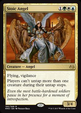 Stoic Angel - Foil