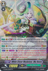 White Clover Musketeer, Mia Reeta - G-CHB01/020EN - RR on Channel Fireball