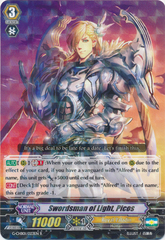 Swordsman of Light, Picos - G-CHB01/023EN - R on Channel Fireball