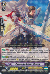 Energetic Knight, Romus - G-CHB01/025EN - R on Channel Fireball