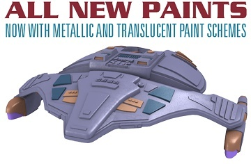 Attack Wing: Star Trek -  Wave 31 5Th Wing Patrol Ship Exp. Pack