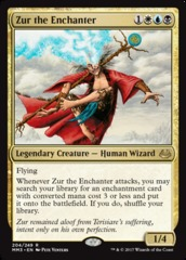 Zur the Enchanter - Foil