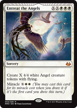 Entreat the Angels - Foil