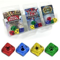 Legion Supplies - Hero Realms Dice: 4 Count D10 Set