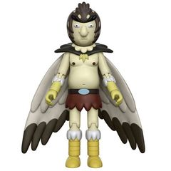 Rick And Morty: Action Figure - Bird Person