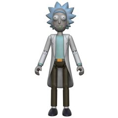 Rick And Morty: Action Figure - Rick