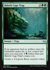 Baloth Cage Trap - Foil