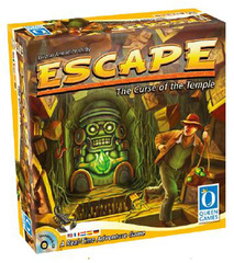 Escape: The Curse Of The Temple (Multilangue)