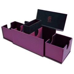 Legion Dragon Hide: Vault V2 Vinyl Box - Pink
