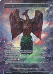 Memoria of Reincarnation (Full Art) - RDE-099 - R