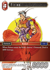 Firion - 1-021H - Foil