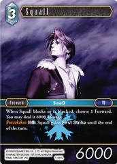 Squall - 1-041L - Foil