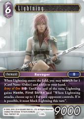 Lightning - 1-141L - Foil