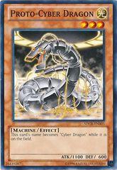 Proto-Cyber Dragon - SDCR-EN005 - Common - Unlimited Edition
