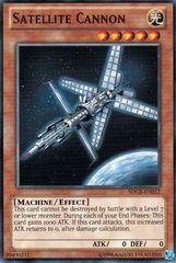 Satellite Cannon - SDCR-EN012 - Common - Unlimited Edition
