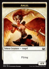 Angel - Token (White) Modern Master 2017