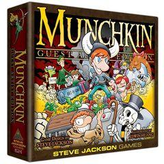 Munchkin: Guest Artist Edition - Edwin Huang