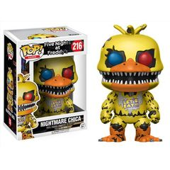 Pop! Games 216: Five Nights At Freddy's - Nightmare Chica