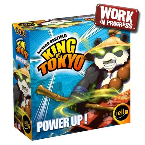 King Of Tokyo - Power Up Second Edition