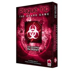 Plague Inc. - The Board Game