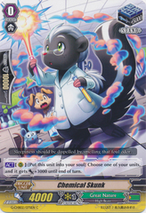 Chemical Skunk  - G-CHB02/075EN - C on Channel Fireball