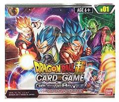 DBS Galactic Battle Booster Box Series 1