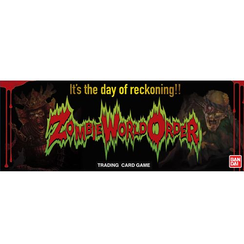 Zombie World Order - Special Pack Set 01