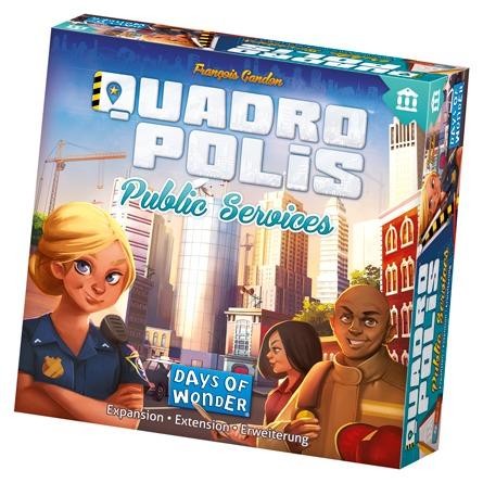 Quadropolis - Public Services Expansion