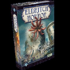 Eldritch Horror - Cities in Ruin Expansion