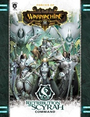 Warmachine: Forces of Warmachine - Retribution Of Scyrah Command (Hardcover) - pip1087