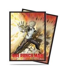 Ultra Pro - Deck Protectors One-Punch Man Genos 65Ct
