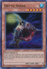 Depth Shark - DUSA-EN003 - Ultra Rare - 1st Edition