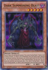 Dark Summoning Beast - DUSA-EN030 - Ultra Rare - 1st Edition on Channel Fireball