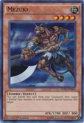 Mezuki - DUSA-EN064 - Ultra Rare - 1st Edition on Channel Fireball