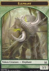 Elephant Token on Channel Fireball