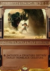Attrition - Foil (Amonkhet Invocation)