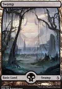 Swamp (Full Art) (252)