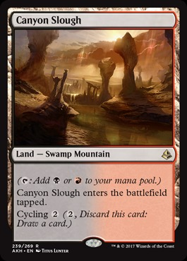 Canyon Slough - Foil