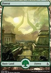Forest (Full Art) (254) - Foil