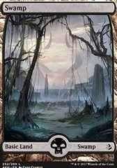 Swamp (Full Art) - Foil