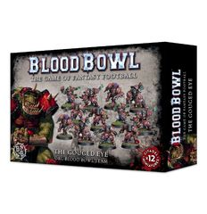 Blood Bowl Team: The Gouged Eye