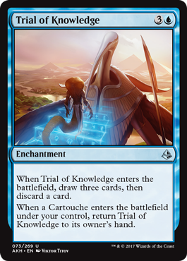 Trial of Knowledge - Foil