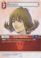 Selphie - 2-009R