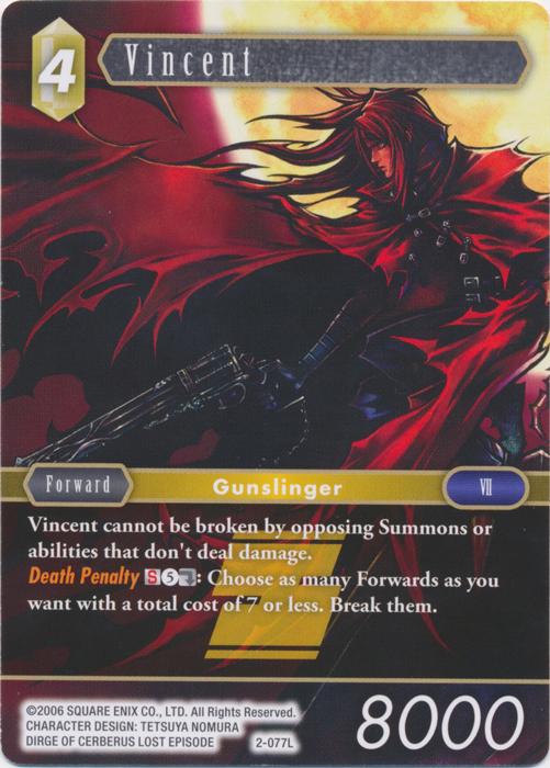 Vincent - 2-077L