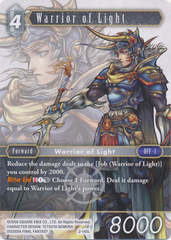 Warrior of Light - 2-145L