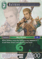 Balthier - 2-066R - Foil on Channel Fireball