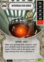 Interrogation Droid