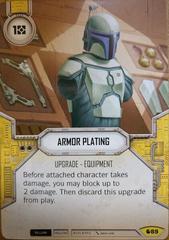 Armor Plating